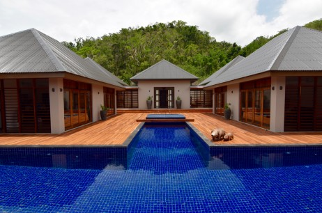 "Introducing Trees & Fishes Luxury Villa, "" Villa Luca"""